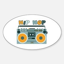 HIP HOP Decal