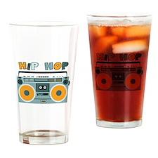 HIP HOP Drinking Glass