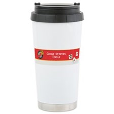 Ghost Peppers Today Travel Mug