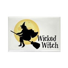 Wicked Witch Magnets