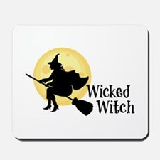 Wicked Witch Mousepad