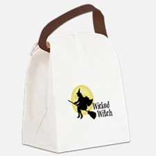 Wicked Witch Canvas Lunch Bag