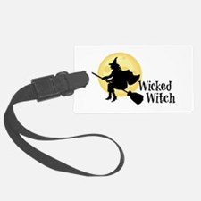 Wicked Witch Luggage Tag