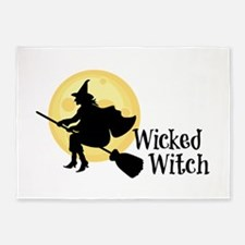 Wicked Witch 5'x7'Area Rug