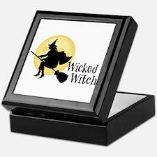 Wicked Witch Keepsake Box