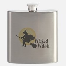 Wicked Witch Flask