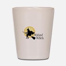 Wicked Witch Shot Glass
