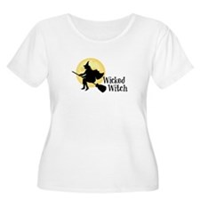 Wicked Witch Plus Size T-Shirt