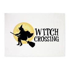 WITCH CROSSING 5'x7'Area Rug