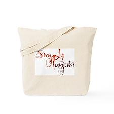 Simply Punjabi Tote Bag