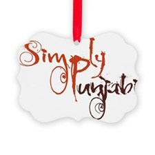 Simply Punjabi Ornament