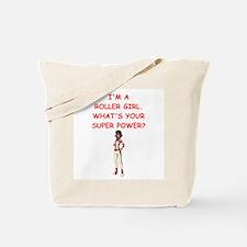 ROLLERDERBY Tote Bag