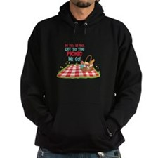 Hi Ho,Hi Ho, Off To The Picnic We Go! Hoodie