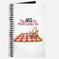 The Ants Go Marching On Journal