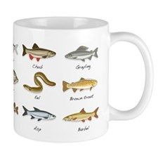Freshwater Fish Mug