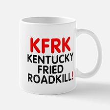 Kfrk - Kentucky Fried Roadkill! Mug