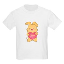 Some bunny loves you, cute humor T-Shirt