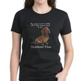 Dachshund Women's Dark T-Shirt