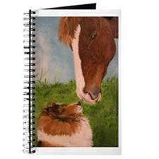 Sable Sheltie and Horse Journal