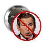 No Bush ! Button