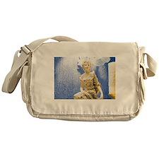 Art Nouveau Statue Messenger Bag
