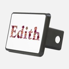 Edith Pink Flowers Hitch Cover
