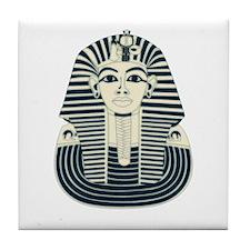 King Tut Tile Coaster
