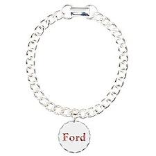 Ford Pink Flowers Bracelet