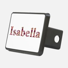 Isabella Pink Flowers Hitch Cover