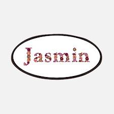 Jasmin Pink Flowers Patch