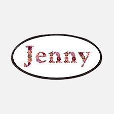 Jenny Pink Flowers Patch