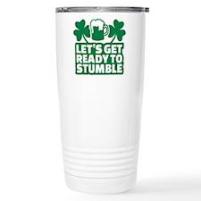 Let's get ready to stum Travel Mug