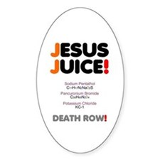 Jesus Juice! Decal