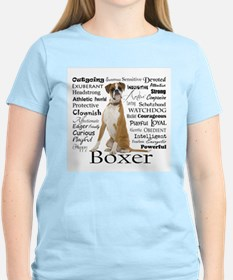 Boxer Traits T-Shirt