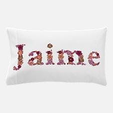 Jaime Pink Flowers Pillow Case