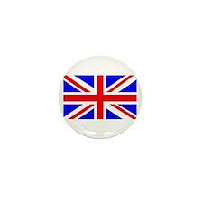 British Flag Mini Button (10 pack)