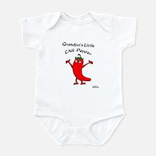 Grandpa's Little Chili Pepper Infant Bodysuit
