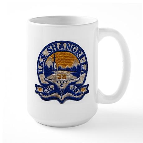 USS SHANGRI-LA Mugs