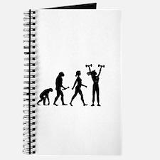 Female Weightlifter Evolution Journal