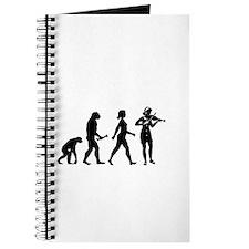 Violin Player Evolution Journal