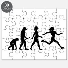 Female Runner Evolution Puzzle