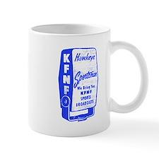 Kfnf Sports Broadcast Mug