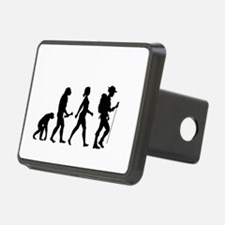 Female Hiker Evolution Hitch Cover