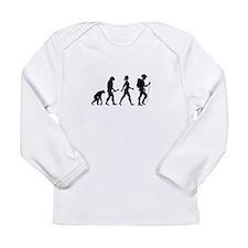 Female Hiker Evolution Long Sleeve T-Shirt