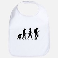 Female Hiker Evolution Bib