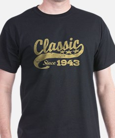 Classic Since 1943 T-Shirt
