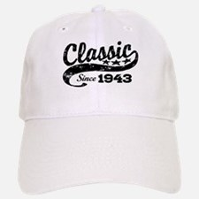 Classic Since 1943 Baseball Baseball Cap
