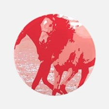 """Year of the Horse 3.5"""" Button (100 pack)"""
