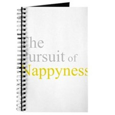 The Pursuit of Nappyness Journal