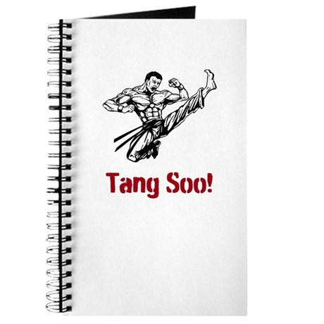Tang Soo! W/5 Codes Student Journal